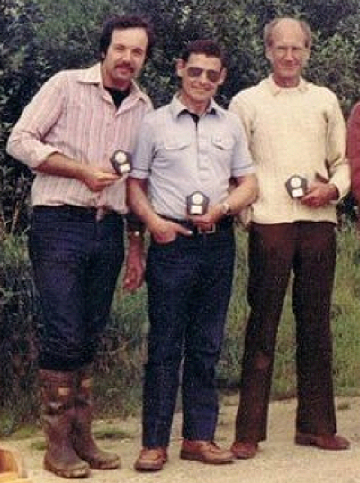 Vince Taylor, Fred and Ron Walker