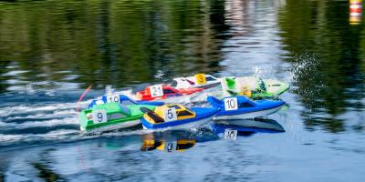Club 500 Model Power Boat Association