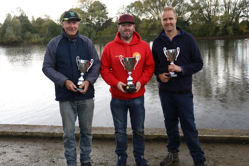 3.5cc podium – 1st Andrew Aykroyd, 2nd Robert Daniel, 3rd Dave Hole