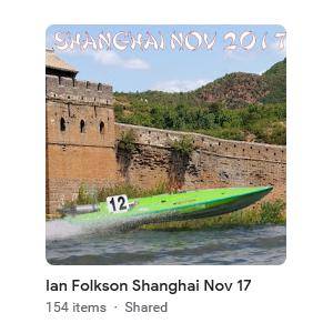 Ian Folkson Shanghai 2017