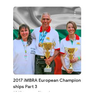 iMBRA 2017 Euros pt3