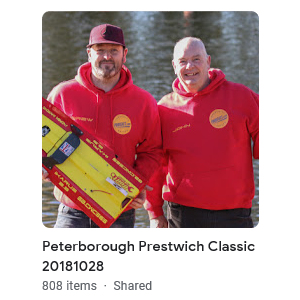 Peterborough Prestwich Classic 2018