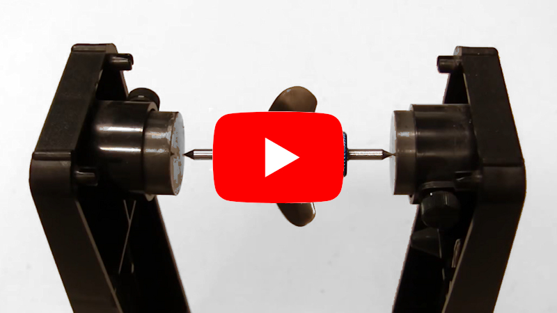 Prop balancing video