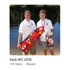 Zack Humphries iMBRA Worlds 2018