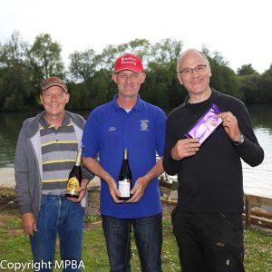 7.5cc Hydro Podium - 1st Gary, 2nd Steve, 3rd Armen
