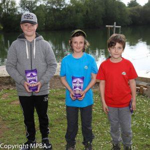 3.5cc Offshore Podium - 1st Miha, 2nd Thomas, 3rd Rok