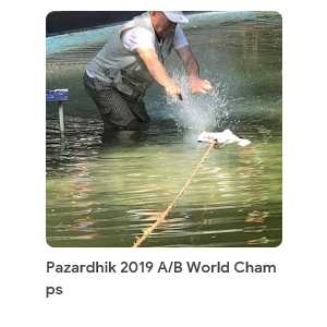 2019 A/B Class World Champs Pazardhik