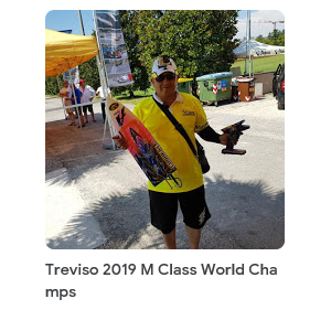 2019 M Class World Champs Treviso