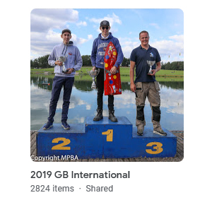 2019 GB International