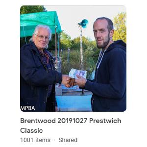 2019 Prestwich Classic
